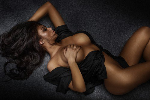 her sex drive astonishing black woman on the floor