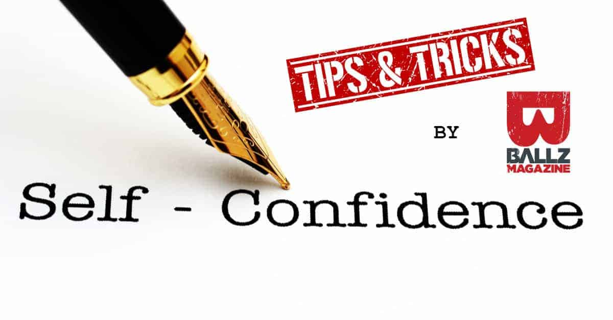 self-confidence hacks regain lost confidence