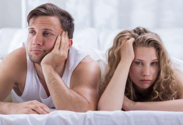 Sex life routine